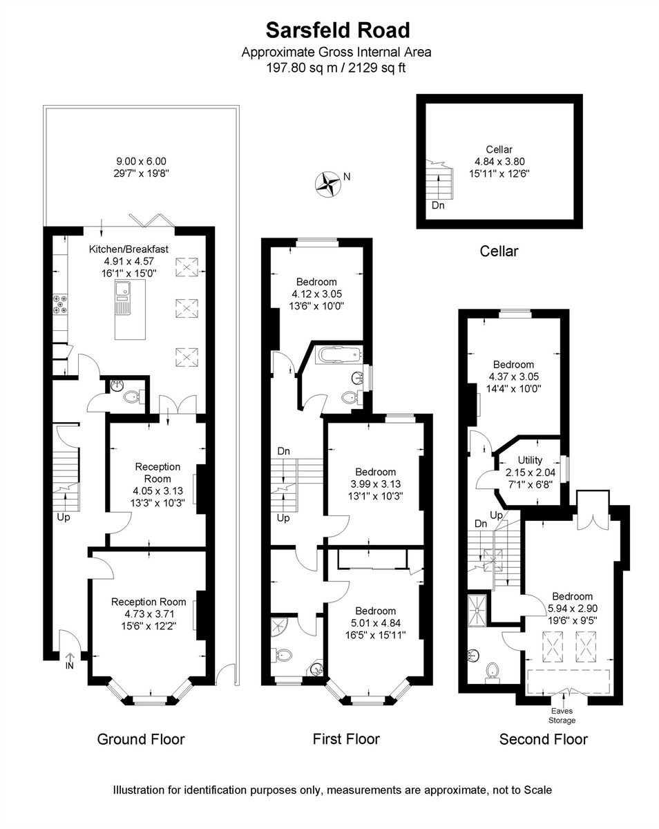 5 bedroom semi detached house for rent in london for How much is a bedroom worth in an appraisal
