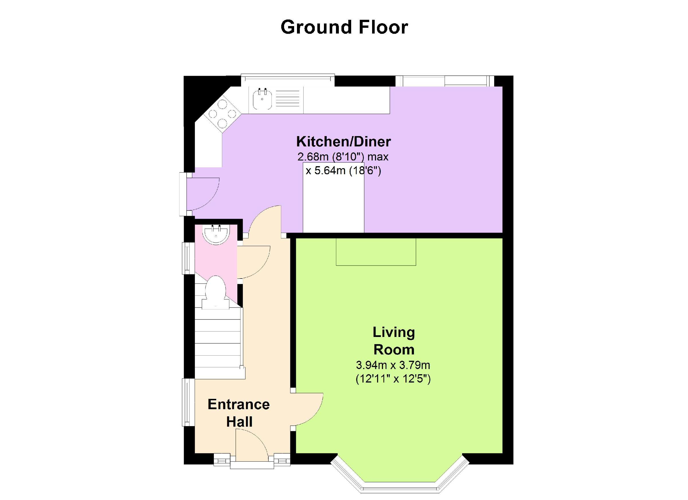Preston Room To Rent