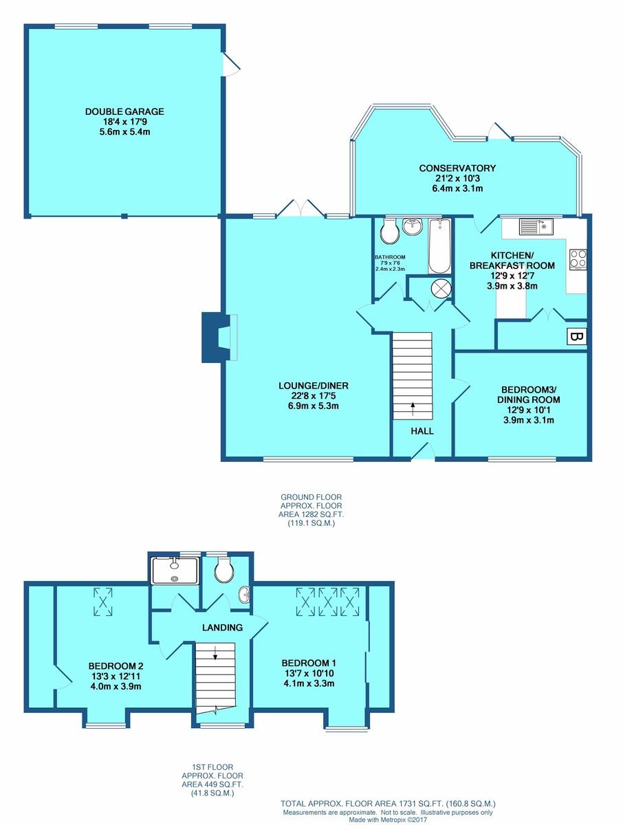 3 bedroom Chalet for rent in Kings Lynn