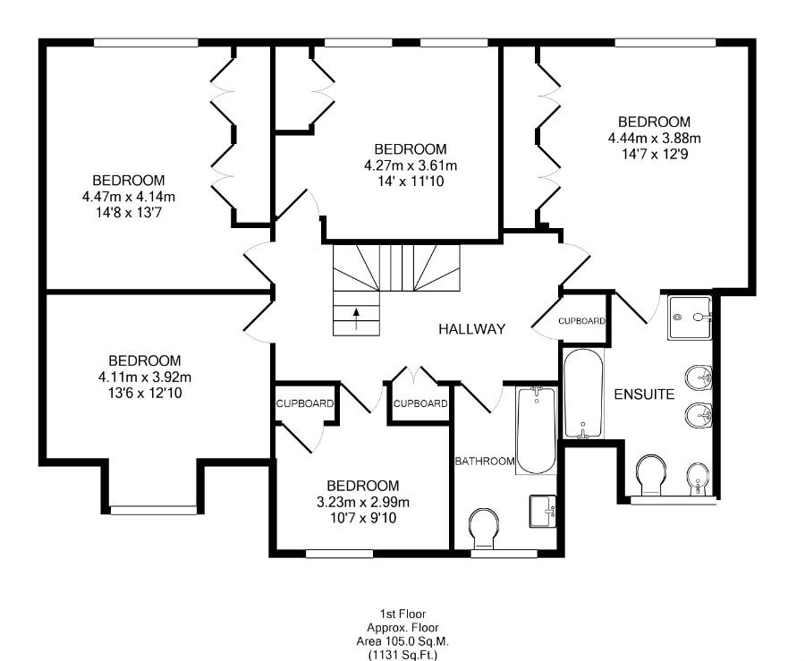 5 Bedroom Detached House For Rent In Kingswood