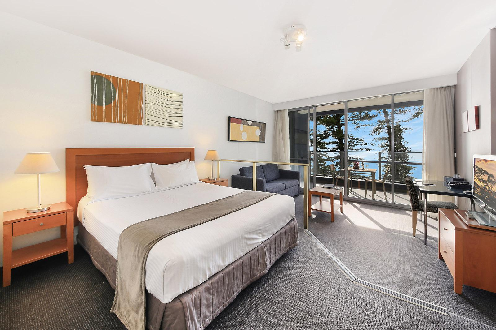 1 bedroom Serviced Apartment for sale in Manly Beach