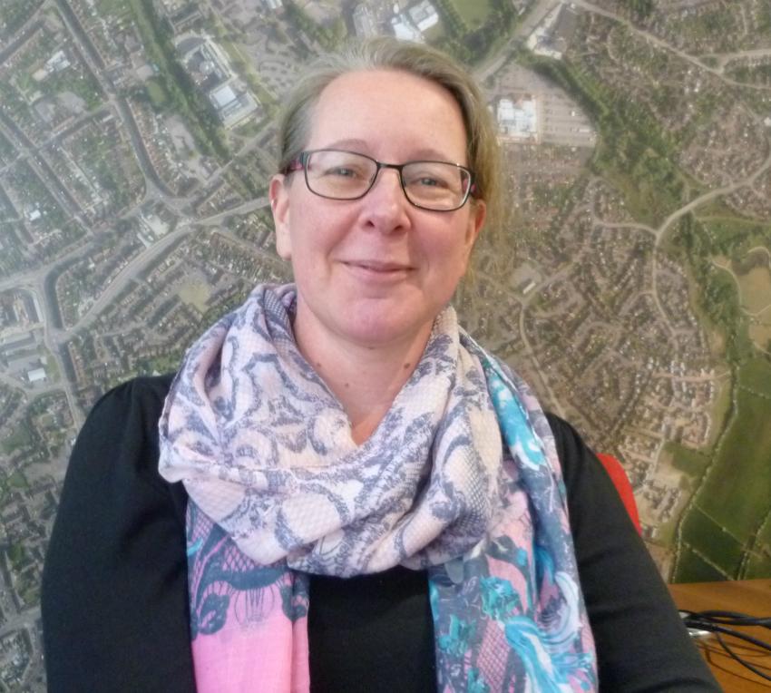 Louise Fowler, AGPP