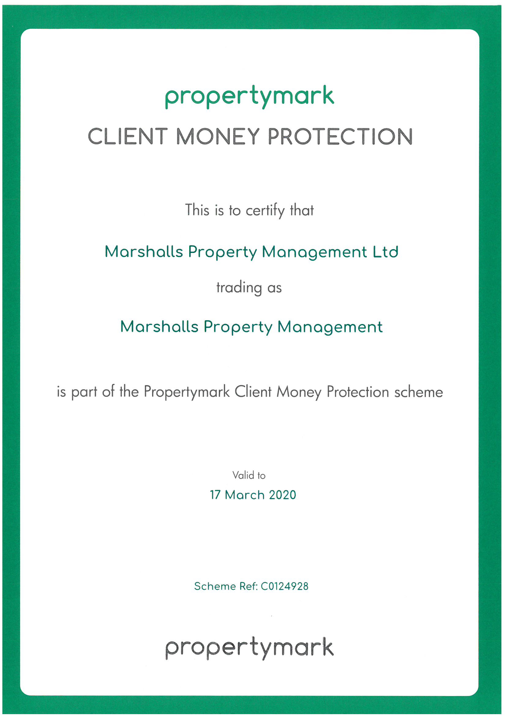 client_money_protection