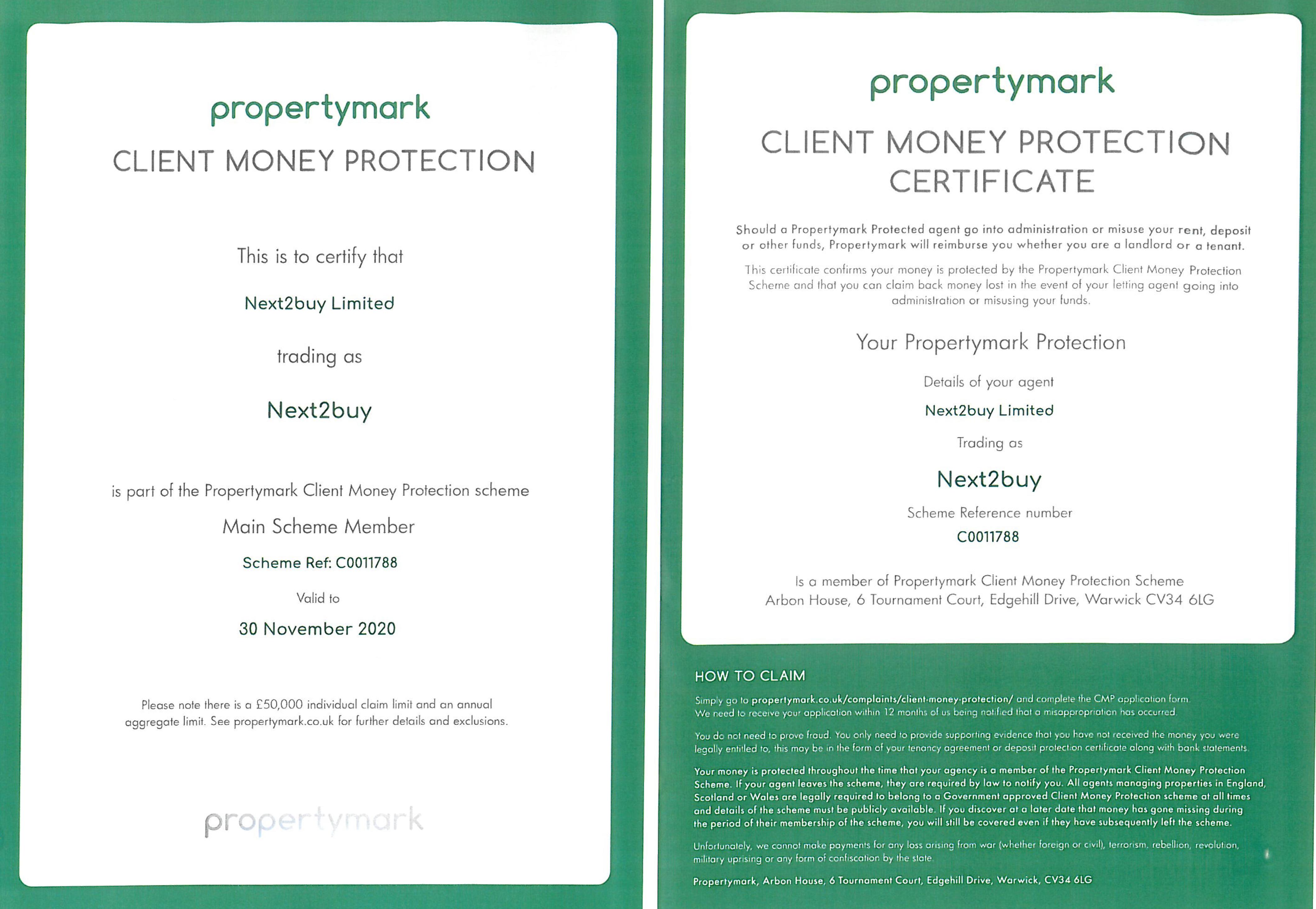 certificate cmp valuation request