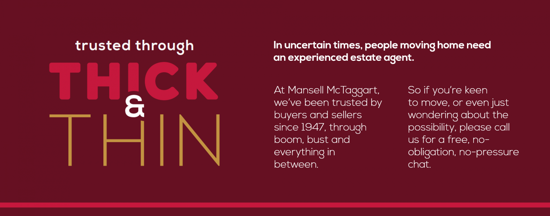 The UK's Property Market Boom – Turn To Mansell McTaggart Estate Agency To Make The Right Investment
