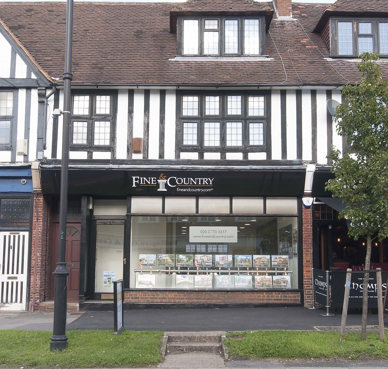Estate Agents In Cheam Fine Country