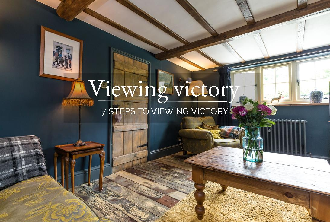 7 steps to viewing victory