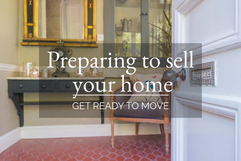 Preparing to sell your home