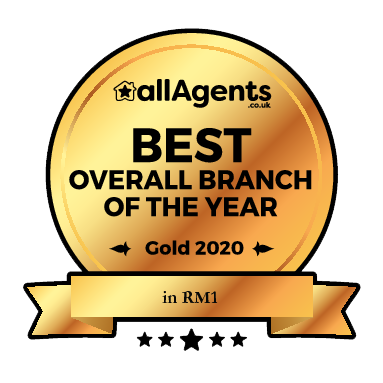 All Agents Best Lettings Branch of the Year 2020 Graphic