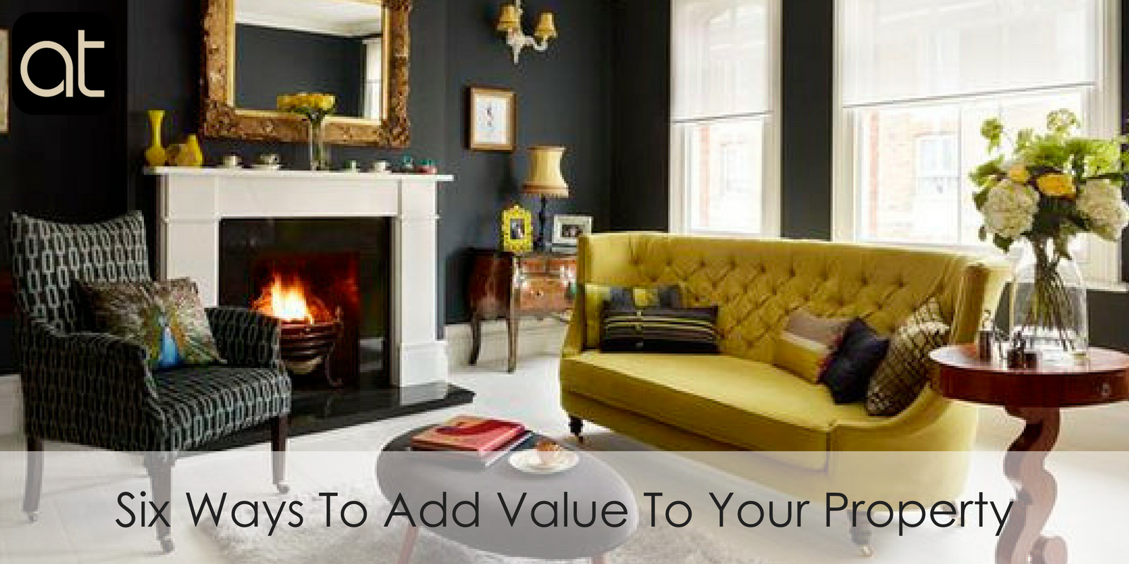 Six Ways To Add Value To Your Property