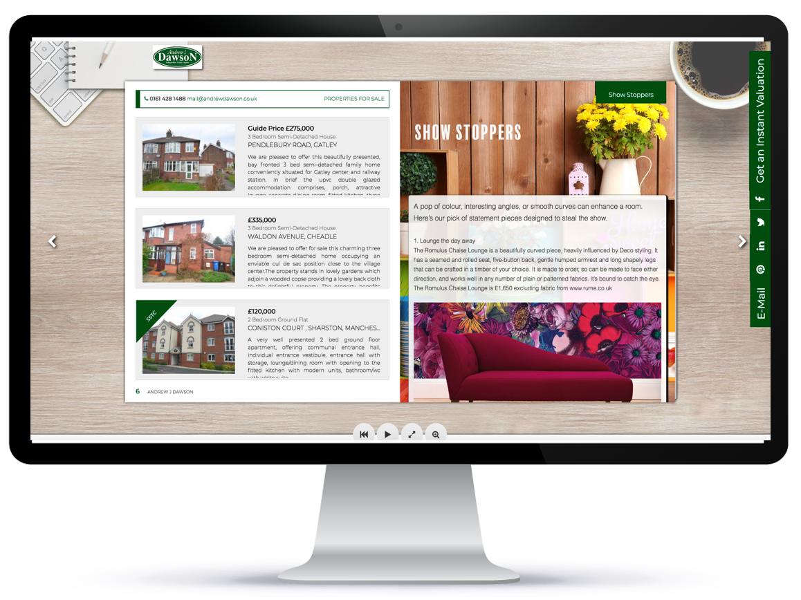 Digital Magazines (eZines)