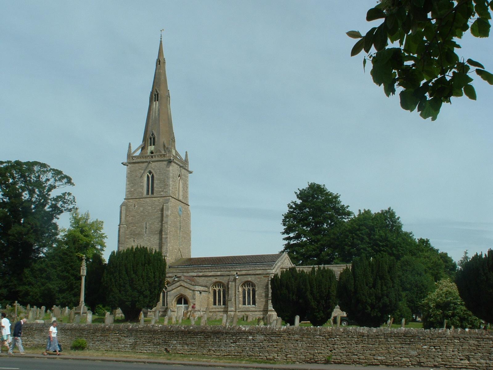 sharnbrook_church